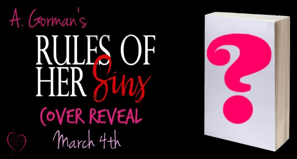 Rules of her Sins Cover Reveal